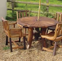 mendip outdoor dining set